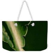Succulent Plant Weekender Tote Bag