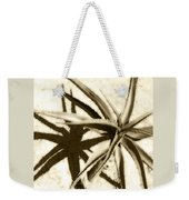 Succulent Under The Scorching Desert Sun Weekender Tote Bag