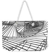 Sucked In Weekender Tote Bag