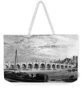 Suez Canal, 1894 Weekender Tote Bag