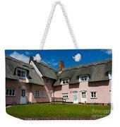 Suffolk Pink Weekender Tote Bag