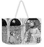 Sugar, 14th Century Weekender Tote Bag