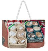 Sugar And Spice Weekender Tote Bag by Tom Gowanlock