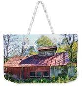 Sugar House Of Old Weekender Tote Bag