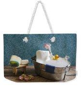 Sugar Scrub Weekender Tote Bag