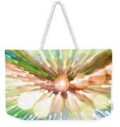 Suicide Blonde Weekender Tote Bag by Dazzle Zazz