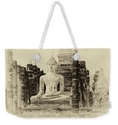 Buddha Sukhothai Thailand 1 Weekender Tote Bag