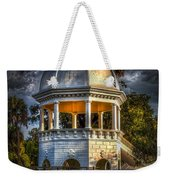 Sulfur Springs Gazebo Weekender Tote Bag