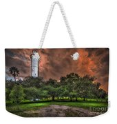 Sulfur Springs Tower Weekender Tote Bag