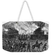 Sullivans March, 1779 Weekender Tote Bag
