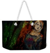 Sum Angle Gothic Portrait Weekender Tote Bag