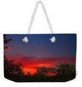 Sumac Sunset Weekender Tote Bag