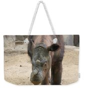 Sumatran Rhinoceros  Weekender Tote Bag
