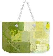 Summer 2014 - J103155155m04-green Weekender Tote Bag