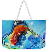 Summer - A Hot Day At The Beach Weekender Tote Bag