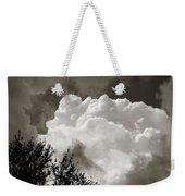 Summer Afternoon Cloudscape Weekender Tote Bag
