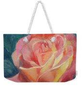 Summer Bloom Weekender Tote Bag