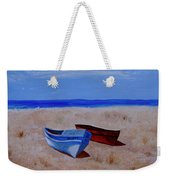 Summer Boats Weekender Tote Bag
