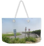 Summer By The Sea Weekender Tote Bag