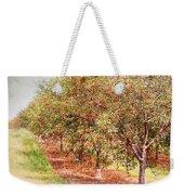 Summer Cherries Weekender Tote Bag