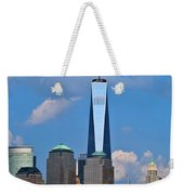 Summer Cityscape Nyc  Weekender Tote Bag
