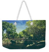 Summer Draws Near Weekender Tote Bag by Laurie Search