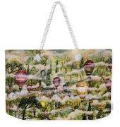 Summer Eden Weekender Tote Bag