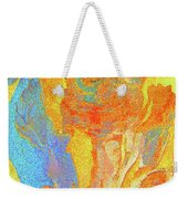 Summer Eucalypt Abstract 3 Weekender Tote Bag