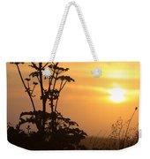 Summer Evening Weekender Tote Bag