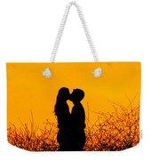 Summer Evening Love Weekender Tote Bag