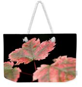 Summer Fall Weekender Tote Bag