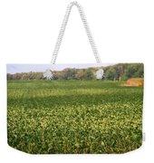 Summer Farm Field Weekender Tote Bag