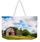 Summer Farm Weekender Tote Bag