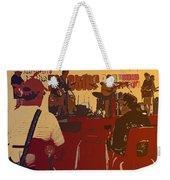 Summer Festival Weekender Tote Bag