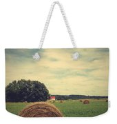 Summer Field Of Dreams Weekender Tote Bag