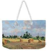 Summer Fields In Georgetown On Weekender Tote Bag