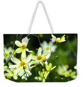 Summer Flowers Weekender Tote Bag