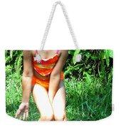 Summer Fun Weekender Tote Bag