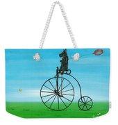 Summer Fun Scotty Style Weekender Tote Bag