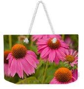 Summer Garden Weekender Tote Bag
