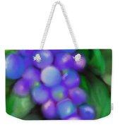 Summer Grape Weekender Tote Bag