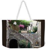 Summer House Weekender Tote Bag