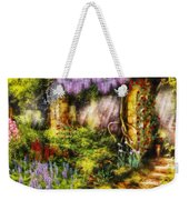 Summer - I Found The Lost Temple  Weekender Tote Bag
