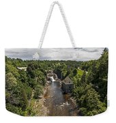 Summer In Asuable Chasm Weekender Tote Bag