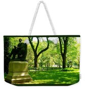 Summer In Central Park Manhattan Weekender Tote Bag
