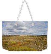 Summer In Iceland Weekender Tote Bag