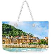 Summer In St Sebastian Weekender Tote Bag
