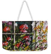 Summer Inside And Out Weekender Tote Bag