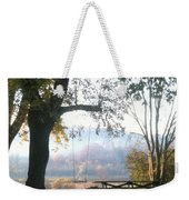 Summer Is Over Weekender Tote Bag