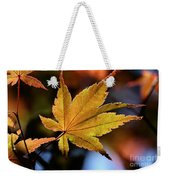 Summer Japanese Maple - 2 Weekender Tote Bag